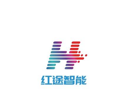 红途智能logo设计