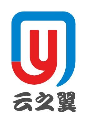 云之翼logo设计