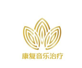 康复音乐治疗logo设计