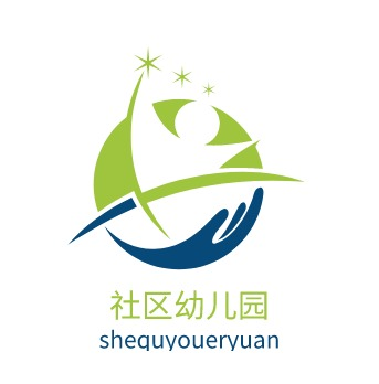 社区幼儿园logo设计
