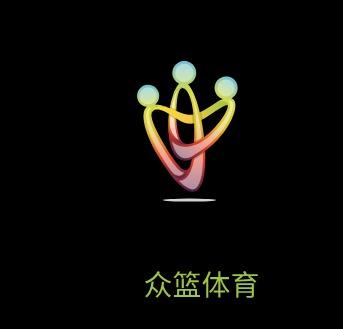 众篮体育logo设计