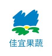 佳宜果蔬logo设计