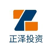 正泽投资logo设计