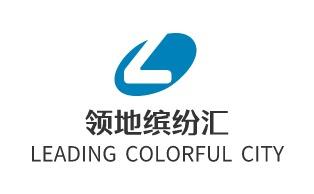 领地缤纷汇logo设计