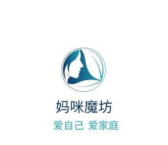 妈咪魔坊logo设计