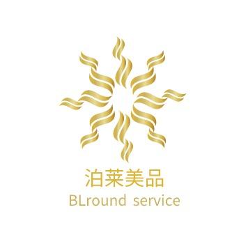 泊莱美品logo设计
