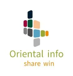 Oriental infologo设计