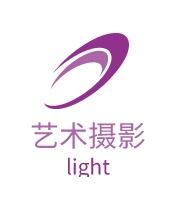 艺术摄影logo设计