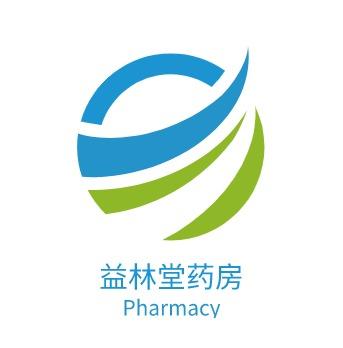 益林堂药房logo设计
