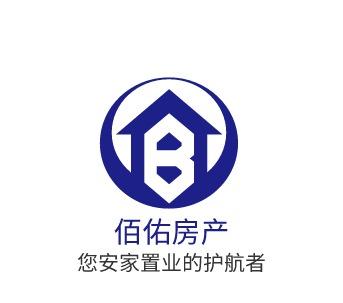 佰佑房产logo设计