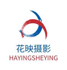花映摄影logo设计