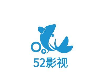 52影视logo设计