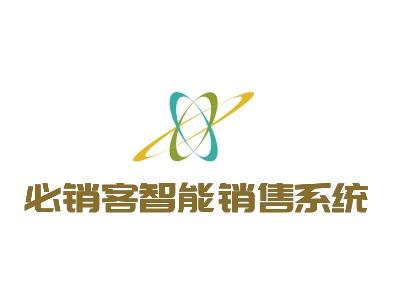 必销客智能销售系统logo设计