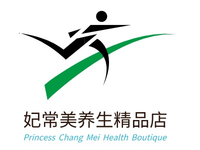 Princess Chang Mei Health Boutique品牌logo设计