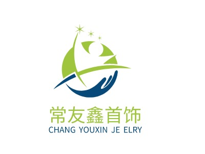 Chang Youxin Jewelry企业标志设计
