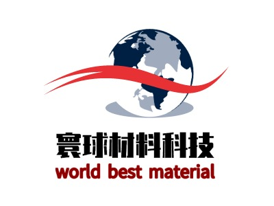 world best material公司logo设计