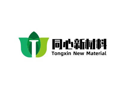 Tongxin New Material企业标志设计