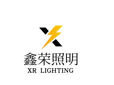 XR LIGHTINGlogo设计