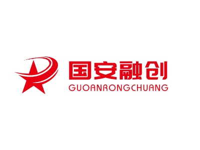 GUOANRONGCHUANGlogo设计