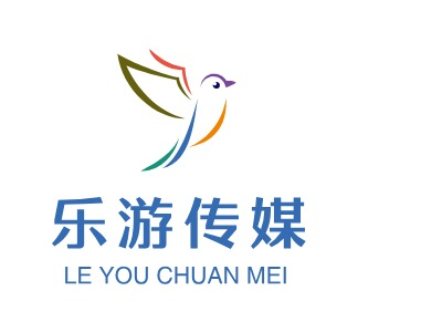 LE YOU CHUAN MEIlogo标志设计