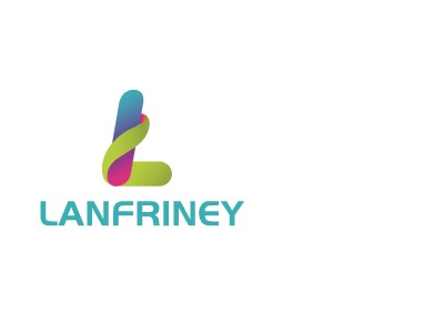 LANFRINEY门店logo设计