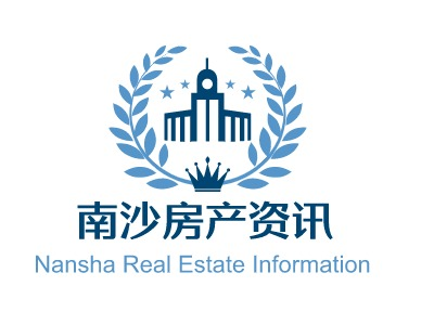 Nansha Real Estate Information企业标志设计