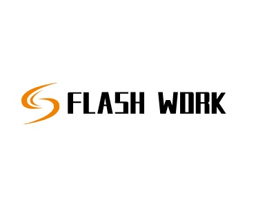 FLASH WORK公司logo设计