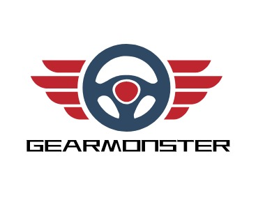 GEARMONSTERlogo设计
