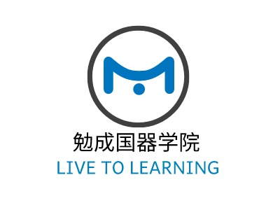 LIVE TO LEARNING公司logo设计