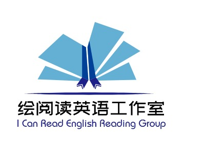 I Can Read English Reading Grouplogo标志设计