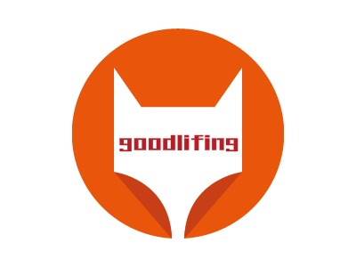 goodlifing企业标志设计