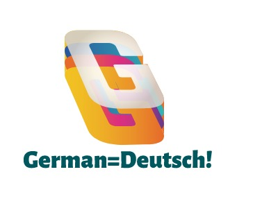 German=Deutsch!logo标志设计